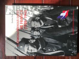 1.Československá divize ve Francii 1939-1940
