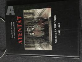 Atentát - kniha vydána ministerstvem obrany