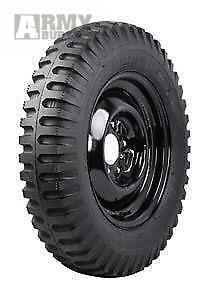 Jeep military pneu 6,00-16