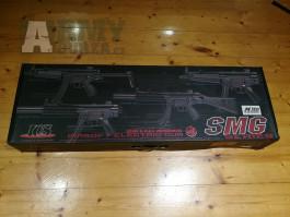 ICS SMG5 SD6 - tovární upgrade M120