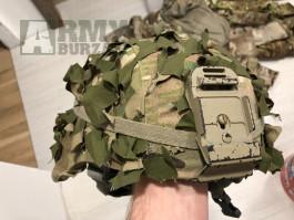 Výstroj US army multicam gear helma Mich 2000 / ACH Kopie