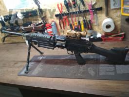 A&K M249 MK2 up