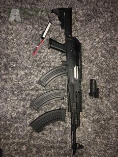 AK 47C tactical