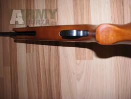 Účinná Vzduchovka 5.5mm raže s puškohledem 4x20 B-2-4