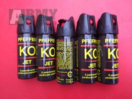 50ml pepřový sprej KO