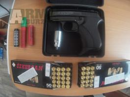 Plynová pistole Ekol Agent 9mm