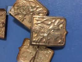 Odznak čepičak - stříbrný FS