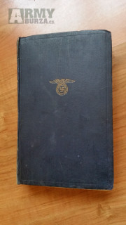 Mein Kampf - starý německý originál r.1935