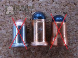 Náboje 4mm Flobert Lang