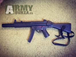 Výměna MP5 SD6 CA za VSR10 TM