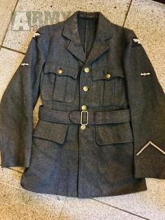RAF letecká uniforma 1942 WWII