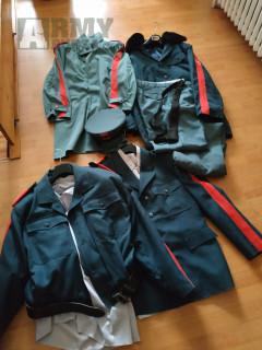Uniforma federální policie ČSFR ( 1991 - 1993 )