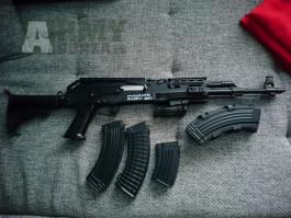 AK74 Cyma celokov