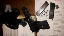 Flobert pistole cz50 6mm