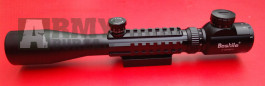 Profesionální puškohled 4-10x40E