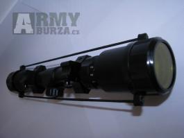 Puškohled 3-9X32RG  s Podsvětlením