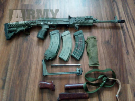 CZ858 Tactical