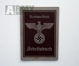 Německý dokument z války 1942 Šumperk, Mohelnice