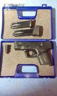 Plynová pistole Umarex SW MP9c