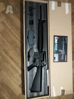 CM.009 M16A3 Full Metal [CM]