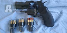 KSC S&W 357 revolver