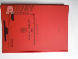 Pomůcky a předpisy AČR-Zbraně