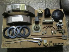 UAZ 469 těsnění,spojka, brzdy, čepy
