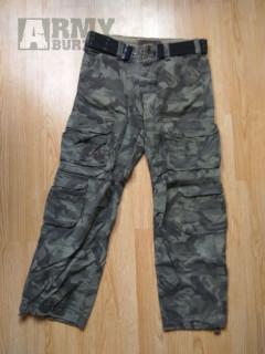 Kalhoty VINTAGE DEFENSE