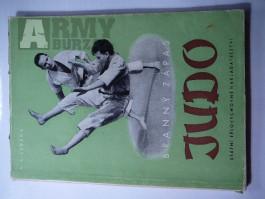 Branný zápas JUDO - 1954 - Adolf A. Lebeda