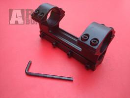 Dual montáž pro puškohled (25mm) – 11mm