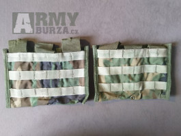 Woodland Carrier 3 mag assault pouch us army sumka