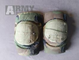 Woodland Bijans nakoleniky S us army