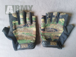 Woodland Mechanix Original bezprste rukavice