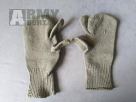 US Army Rukavice pletené tříprsté vlna