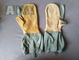 US Army Rukavice: M-1965 Mitten Shells,Cold Weather Trigger Finger