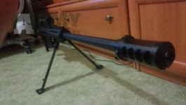Barret M-107