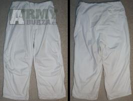 U.S. bílé převlečníky - Trousers, Snow Camouflage, White - Medium-Regular, G.I.