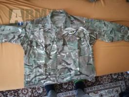 MTP kalhoty, košile