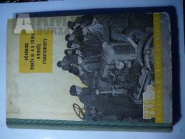 1958 - Naše vojsko / SVAZARM - Učebnice řidiče