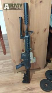 M4 Aimtop 140m/s po údržbě