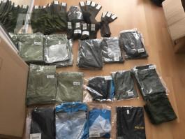 Vojenské ponožky originál AČR
