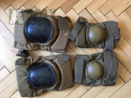 USMC Bijans Knee Pads / Alta Industries Elbow Pads