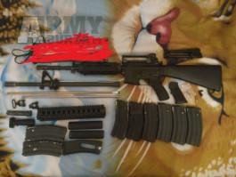 WE GBB M4/M16