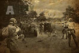 WW2 airsoft  nábor US 101. Airborne