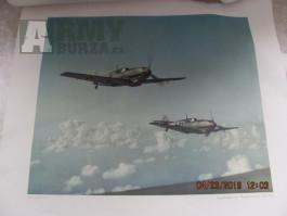 Kolorované? foto z německého WW II kalendáře.
