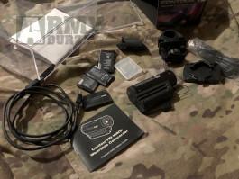 CONTOUR HD 1080p - akční kamera US NAVY SEALS