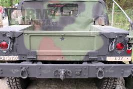 HMMWV hummer H1 M998 nárazník