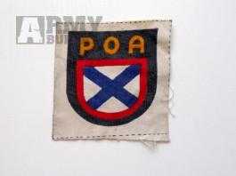 Originál rukávový štítek Vlasovec (POA)