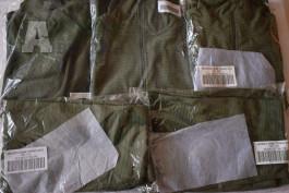 Vojenské zimní termoprádlo AČR nové