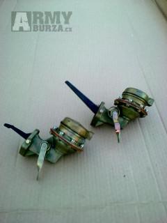 GAZ 66 , ZIL 131 Čerpadla paliva.